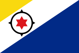 260px-Flag of Bonaire.svg